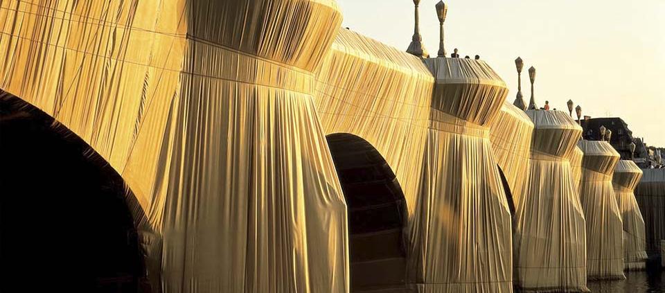 arte y arquitectura Christo