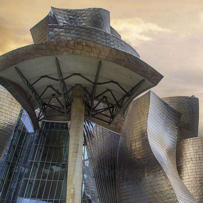 proyectos de arquitectura moderna